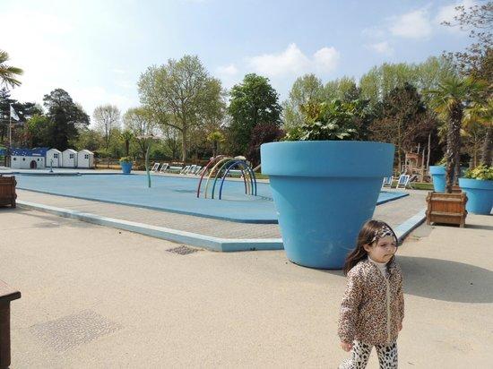 Jardin d'Acclimatation : Brinquedos originais