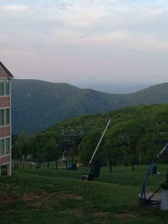 Wintergreen Resort: View