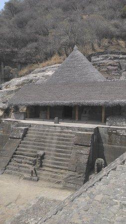 Templo Caucalli : Templo Principal