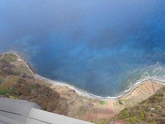 Cabo Girao : Faja