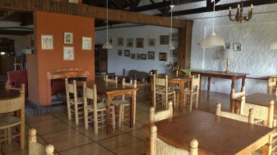 La Loma Hotel : Desayunador