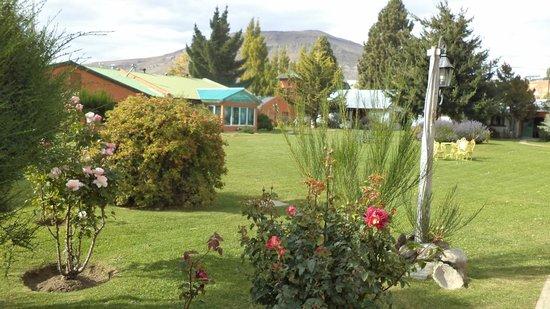La Loma Hotel : Parque