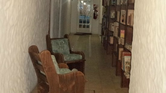 La Loma Hotel : Pileta cubierta