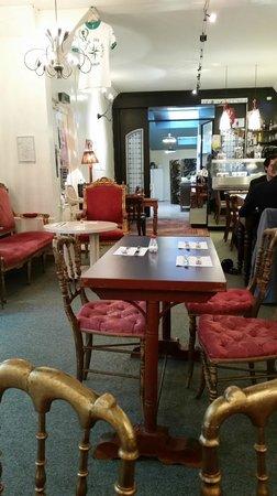 La Rose des vents Snack: Côté restaurant