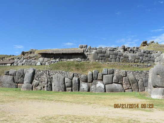 Sacsayhuamán: Very intestsing site
