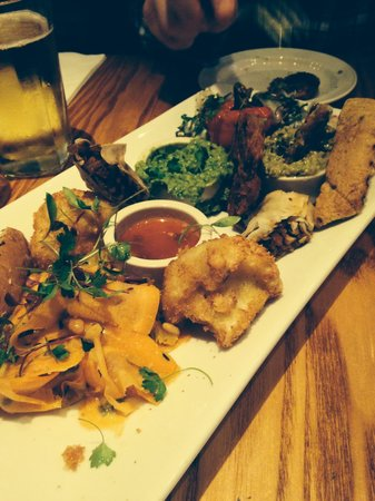 Food for Friends : Vegan sharing starter