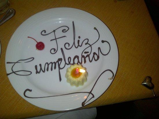 Faisca do Brasil: Celebrando mi cumpleaños