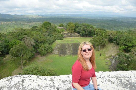 Xunantunich: View from the top