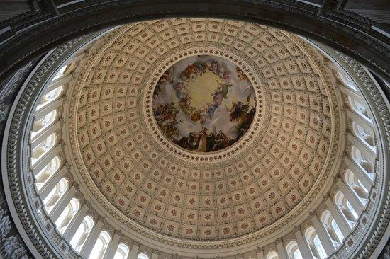 U.S. Capitol: Капитолий