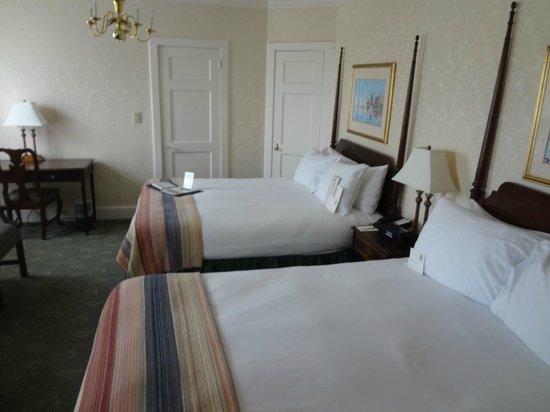 Hawthorne Hotel: Bedroom