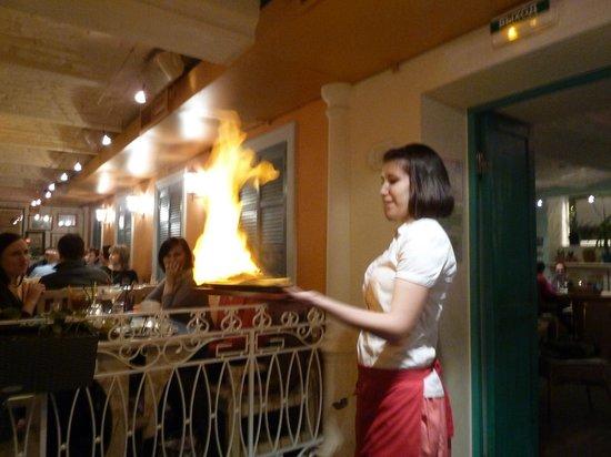 O! Cuba: пламя на тарелке
