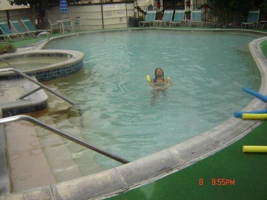 Roman Spa Hot Springs Resort: pool