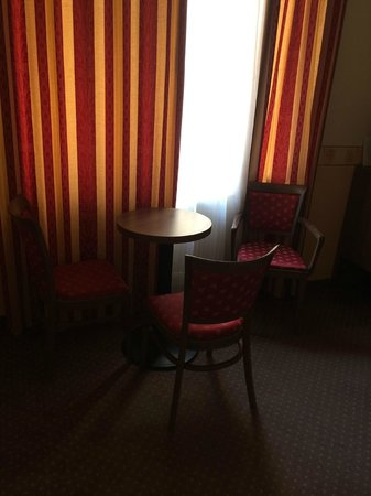 Hotel Ostruvek: Комната