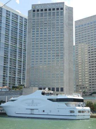InterContinental Miami : Intercontinental Hotel Miami