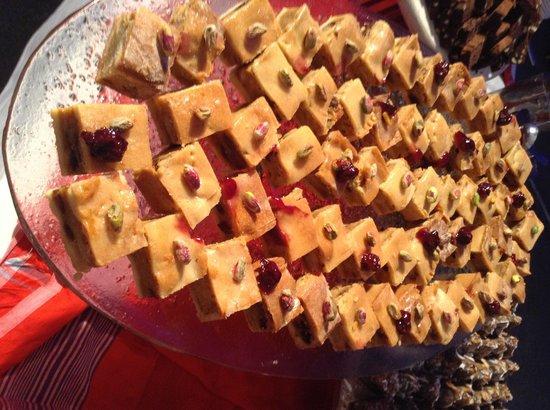 Red Velvet Cake Recipe Kenya: Pavilions Desserts: Opera Cake Platter