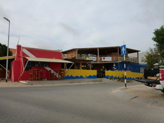 Dive Friends Bonaire: locatie