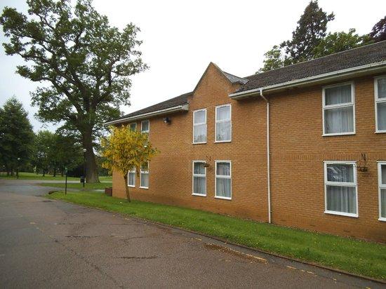Sedgebrook Hall: Hotel rooms