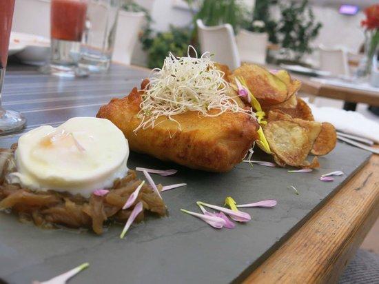 BAR ITALIA: Platos bien gourmet