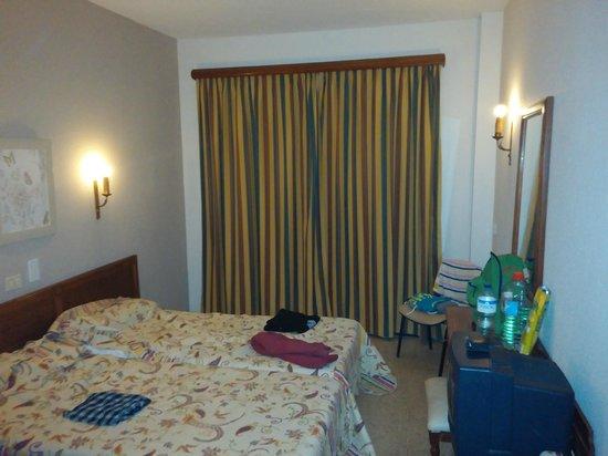 Hotel Marte: habitación
