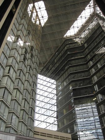 Omni Austin Hotel Downtown: View of lobby