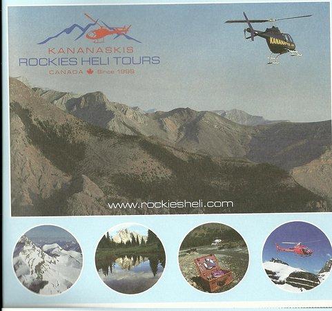Rockies Heli Canada: Rockies Heli Tours, Canada.