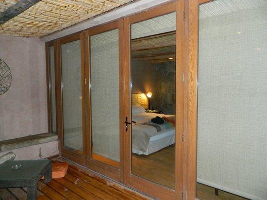 Hotel Cumbres San Pedro de Atacama: Terraza
