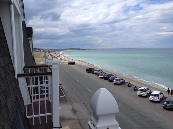 Nantasket Beach Resort : View from room