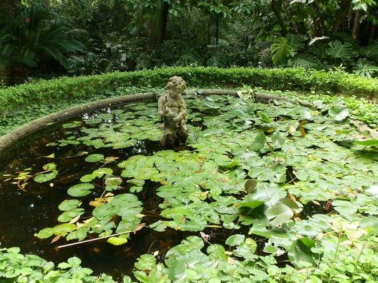 La Concepcion Jardin Botanico Historico de Malaga: Fuente