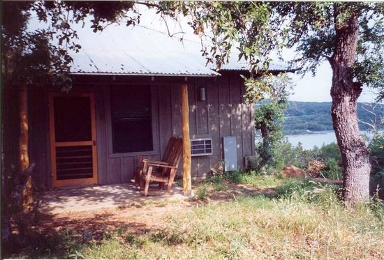 Canyon of the Eagles Resort: Homey cabins