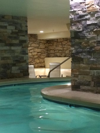 The Elms Hotel and Spa: Grotto