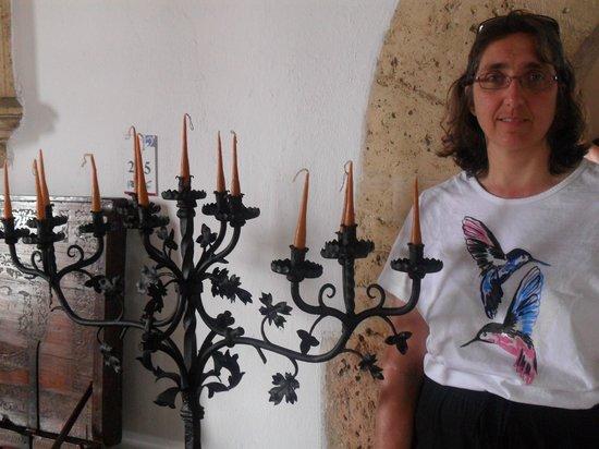 Santo Domingo City Tour: Alcazar de Colon - many beautiful furnishings/antiques