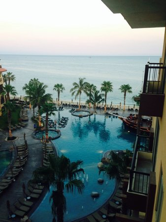 Villa del Arco Beach Resort & Spa Cabo San Lucas : View from the 6th floor!