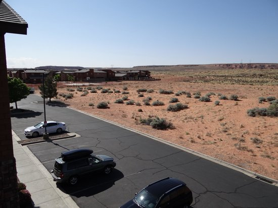 Days Inn & Suites Page Lake Powell : View from balcony