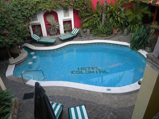 Hotel Colonial: Piscina del Hotel
