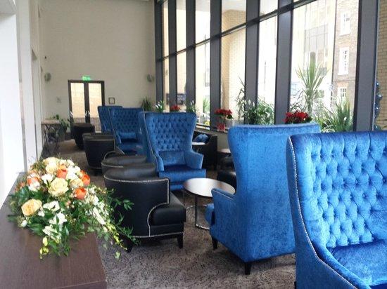 Grange Tower Bridge Hotel: Lounge
