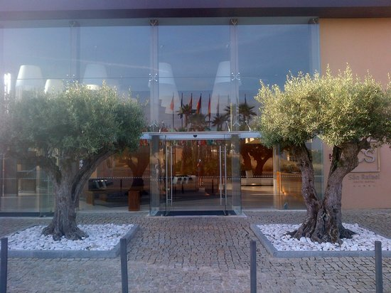 São Rafael Suites : Hotel Entrance