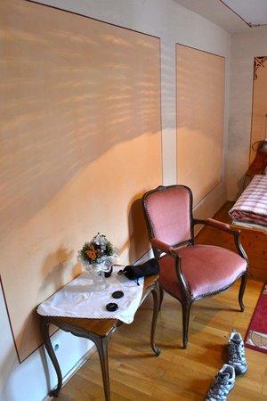 Hotel Raidel: sitting area