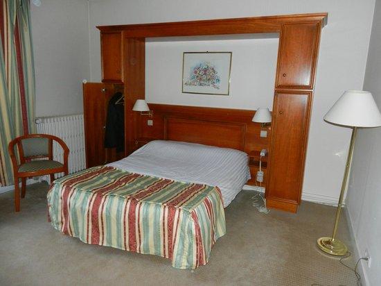 Les Airelles : Our room