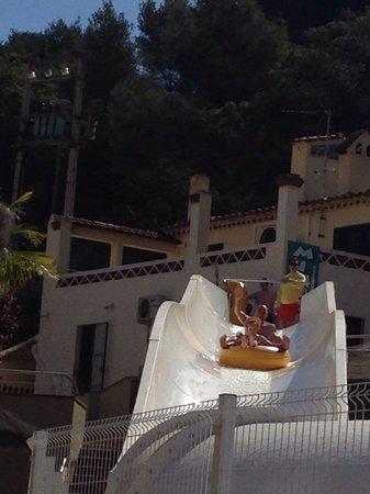 Rosamar Garden Resort: Slides
