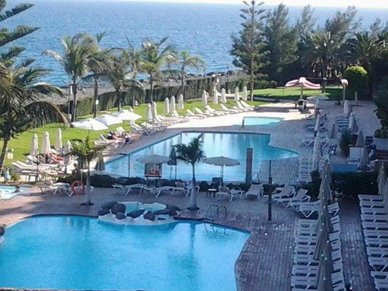 LABRANDA Riviera Marina : again from balcony