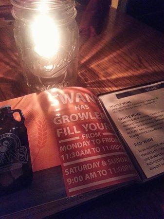 Swans Hotel & Brewpub : Swans Pub