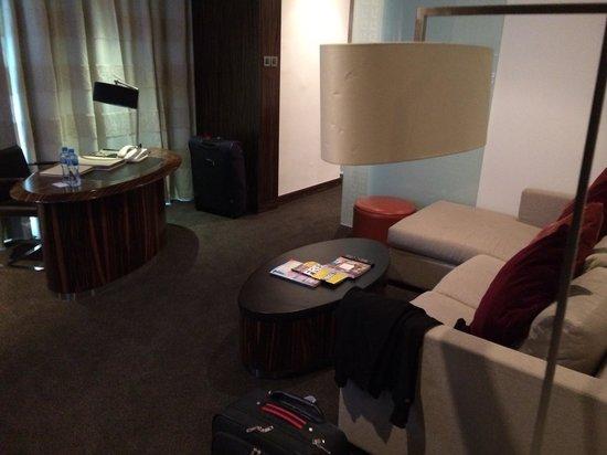 Bonnington Jumeirah Lakes Towers: Suite