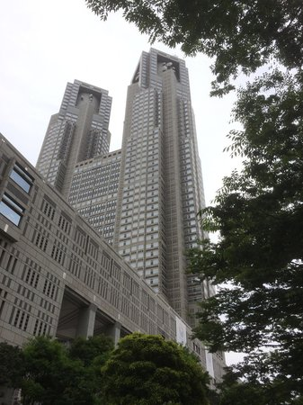 Tokyo Metropolitan Government Buildings: MP building