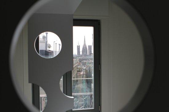 Room Mate Pau: vue de la chambre