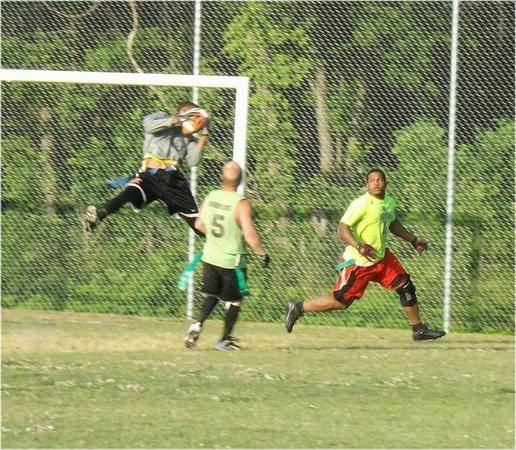 Haikey Creek Park: Sunday Flag Football at Haikey Creek