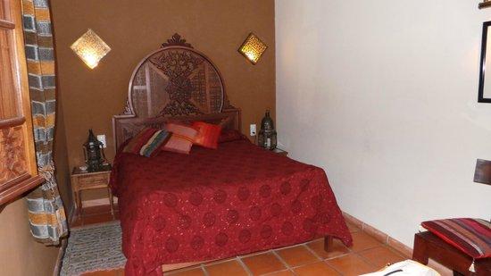 Hosteria Lineros 38 : chambre