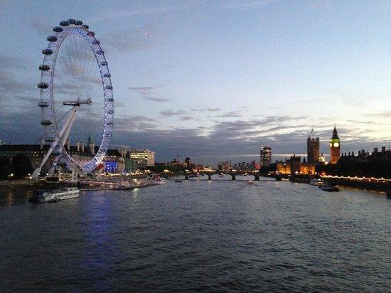 London Marriott Hotel County Hall: LONDON EYE