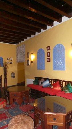 Hosteria Lineros 38 : Petit salon