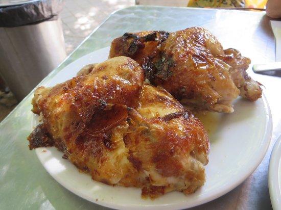 Casa Mingo : pollo asado