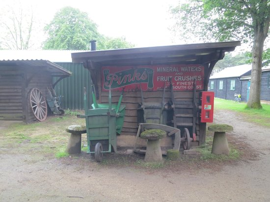 Rural Life Centre: Just part of one of the many outside exhibits